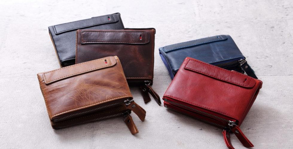 財布 イメージ撮影
