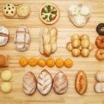 今日は何の日?パンの日!